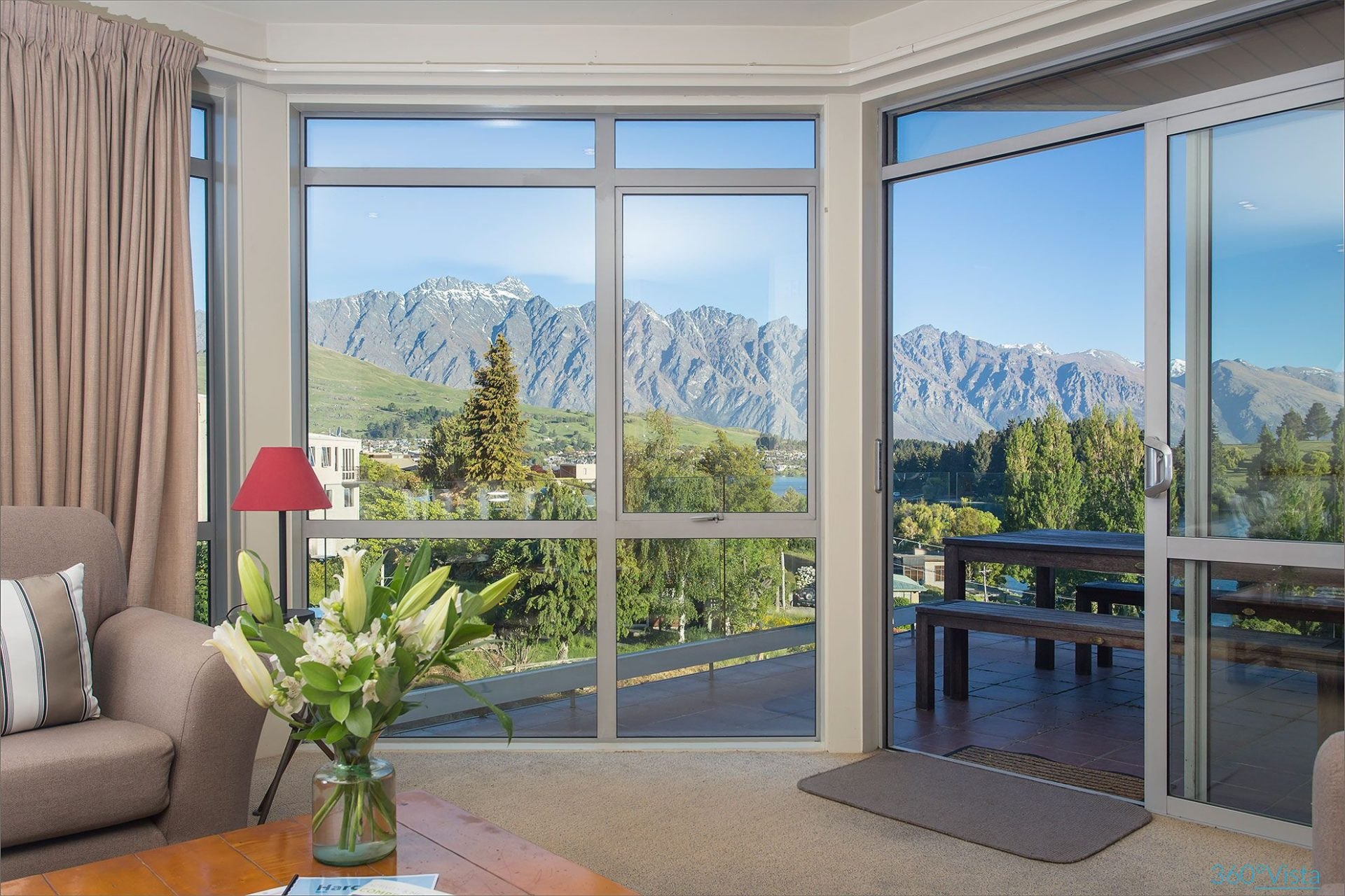 queenstown holiday apartment - carrick 6